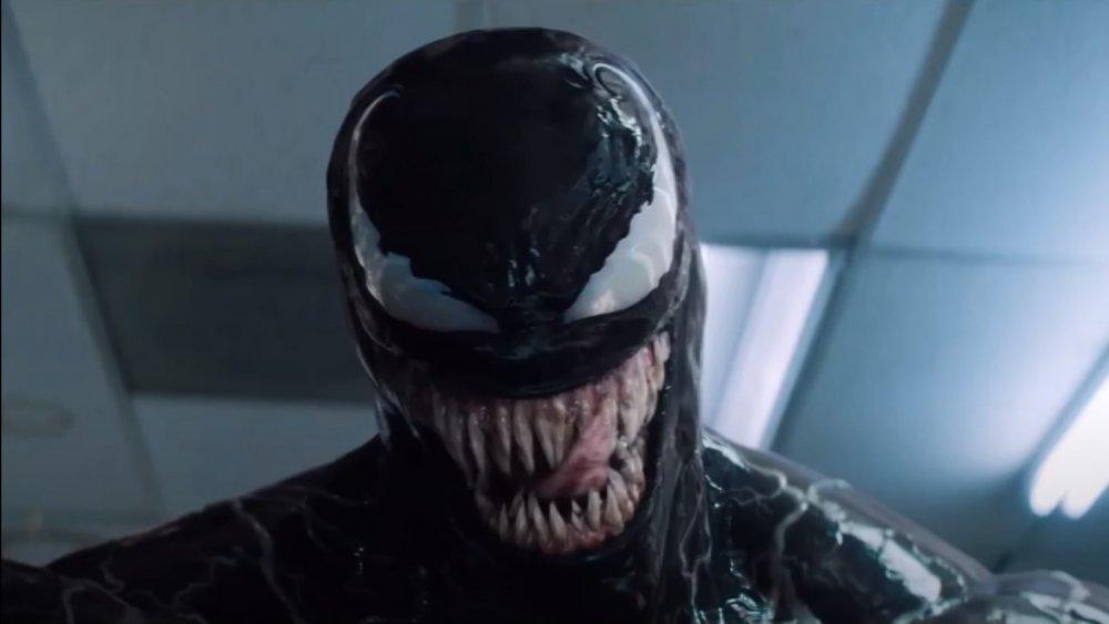 Venom from the 2018 movie