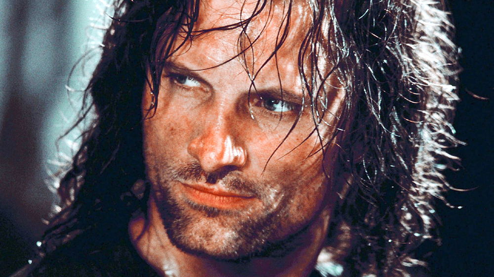 Viggo Mortensen Aragorn Fellowship of the Ring