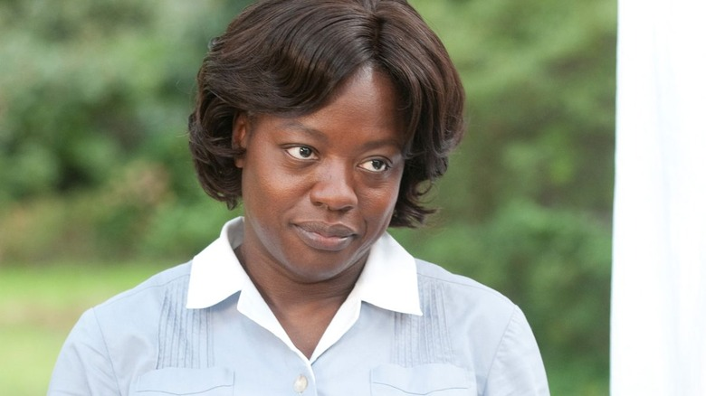 Viola Davis as Aibileen Clark in The Help