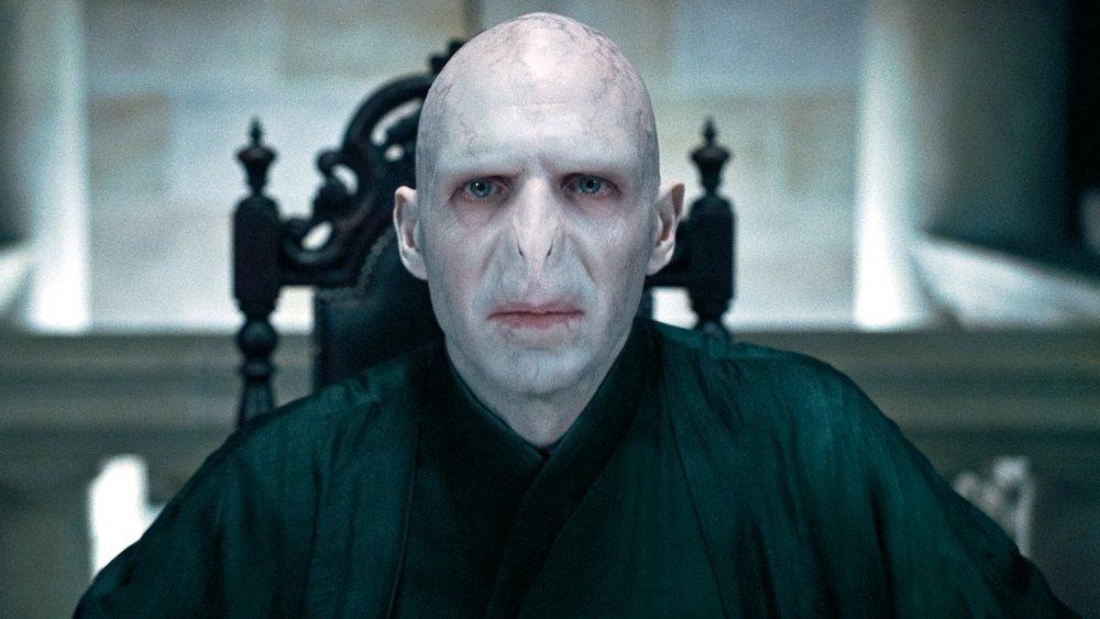 Ralph Fiennes as Voldemort Harry Potter