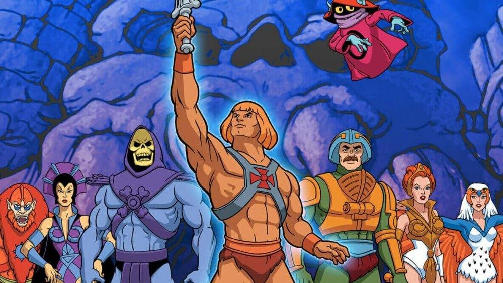 Masters of the Universe promo image