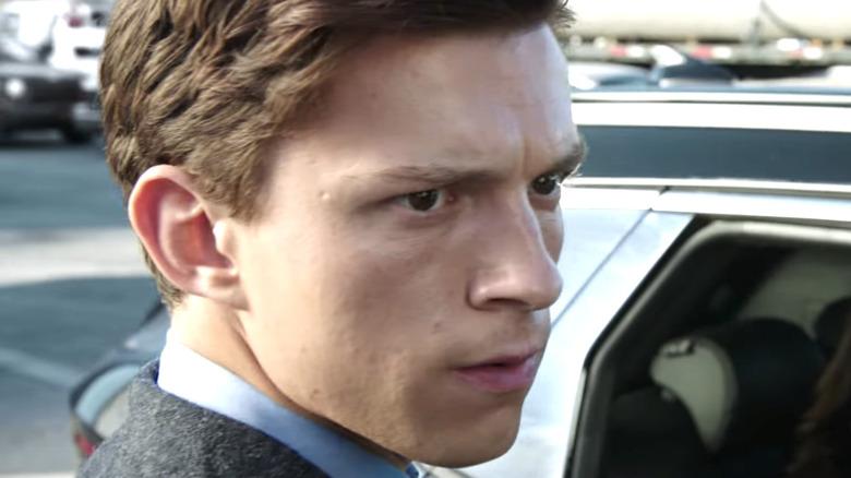 Peter Parker concerned