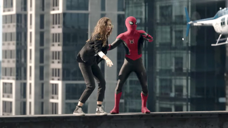 The Real Reason Why Spider-Man: No Way Home Will Be Exclusive To Theaters