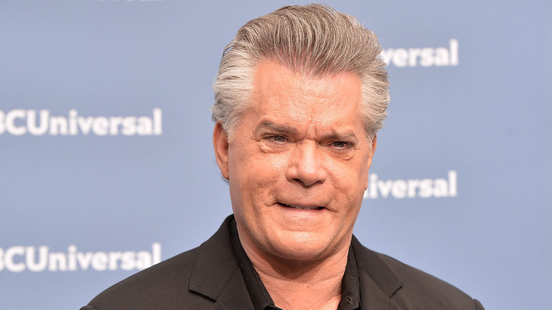 Ray Liotta at the NBCUniversal 2016 Upfront Presentation
