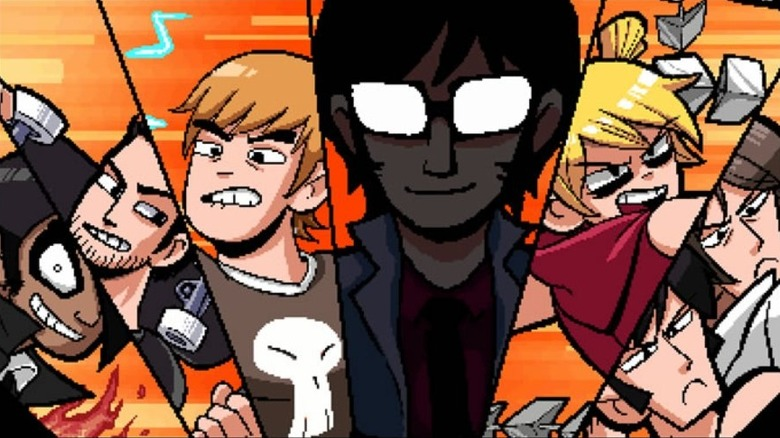 scott pilgrim, vs., the world, the game, ubisoft, oni press, universal studios, tie-in-promotion, can't play, delisted, digital, storefront, xbox 360, playstation 3