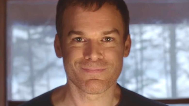 Dexter Smiles Creepy
