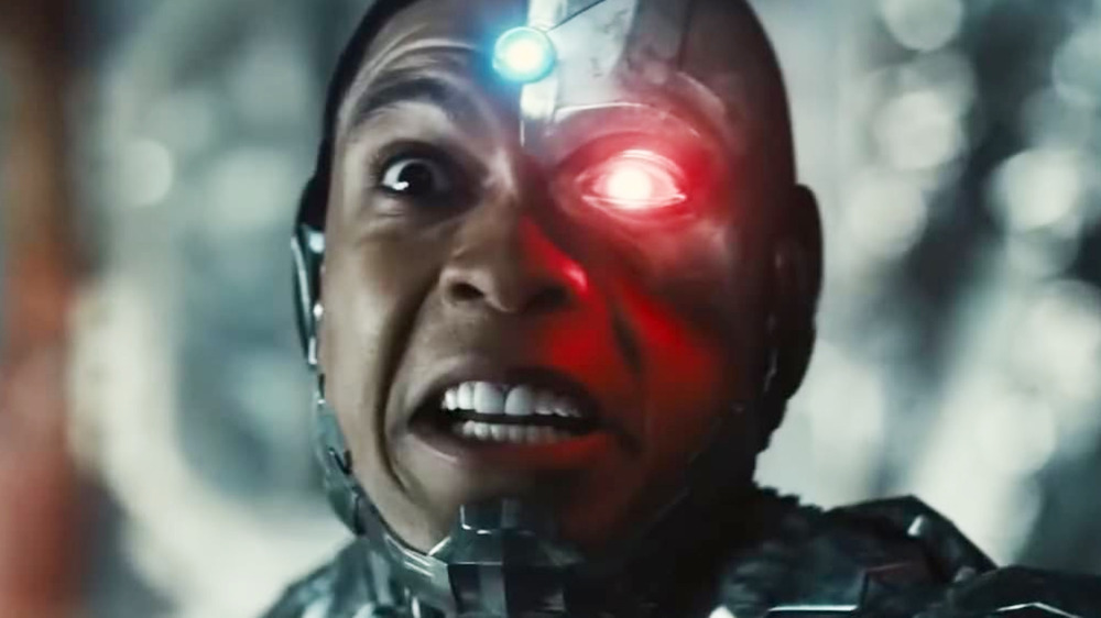 Ray Fisher Cyborg Justice League Snyder Cut