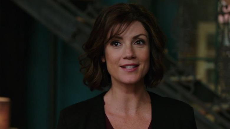 Zoe McLellan as Agent Merri Brody on NCIS: NOLA