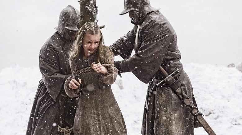 Kerry Ingram in Game of Thrones
