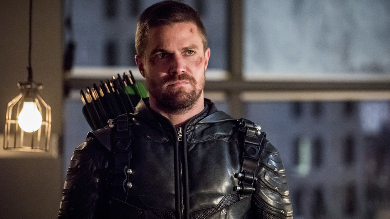 The Real Way Stephen Amell Could Return As The Green Arrow