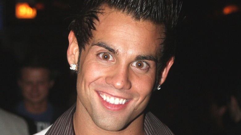 Joey kovar smiling