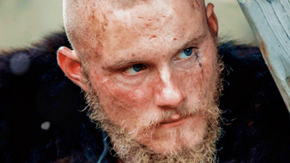 Alexander Ludwig as Bjorn Ironside on Vikings
