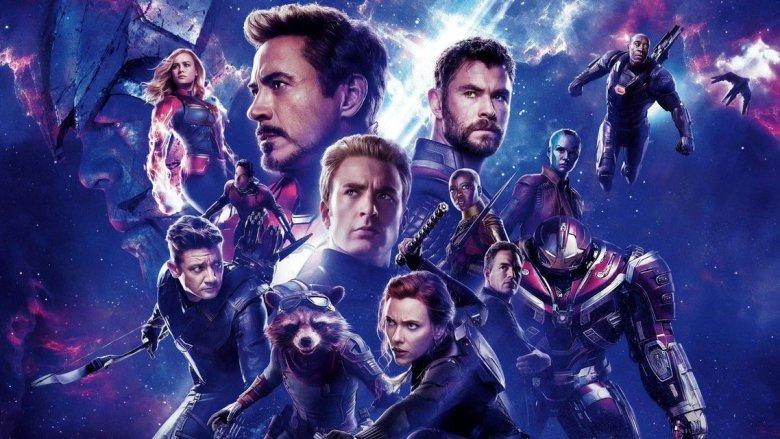 Avengers: Endgame banner