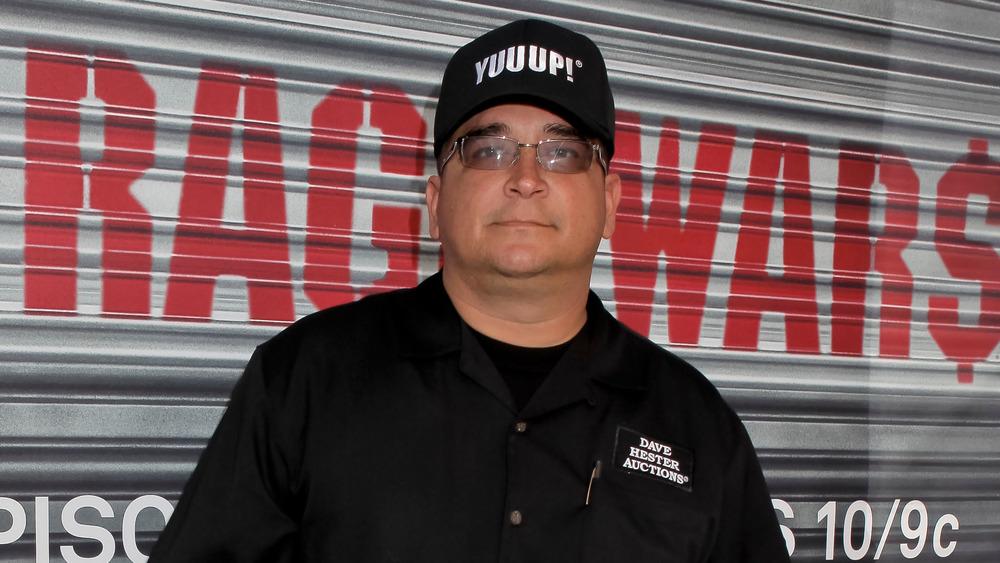Dave Hester Storage Wars