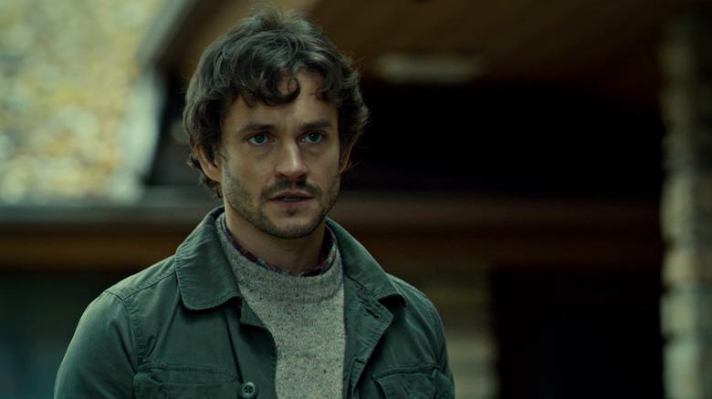 Hugh Dancy in Hannibal on Netflix
