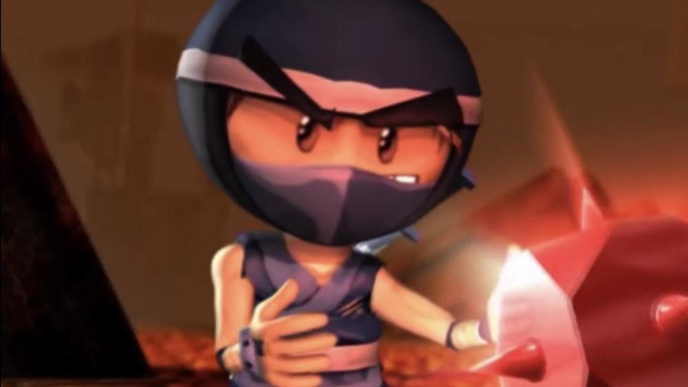 I-Ninja main character