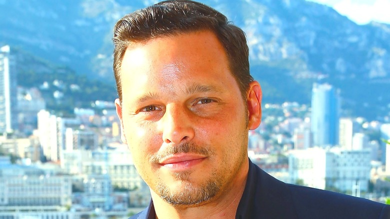 Justin Chambers suave smile