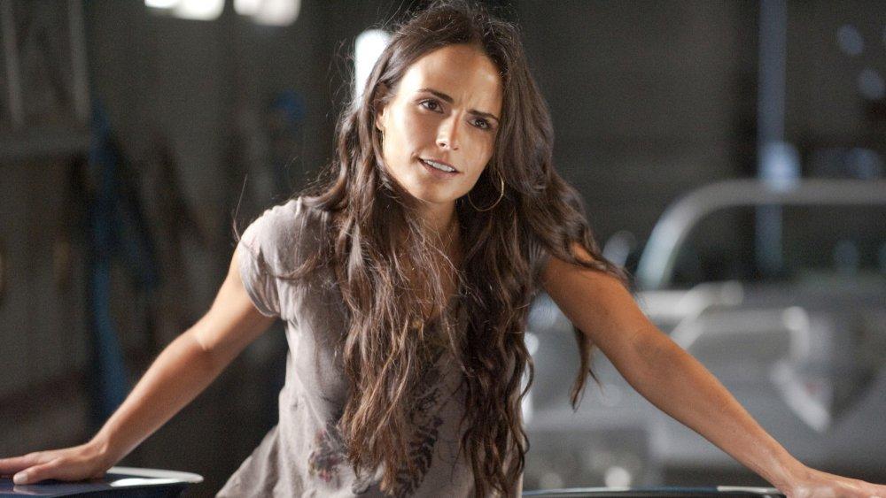 Jordana Brewster as Mia Toretto in Fast 5