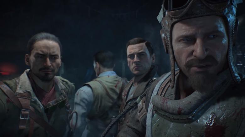 call of duty, modern warfare, warzone, zombies, mode, scrapped, reason
