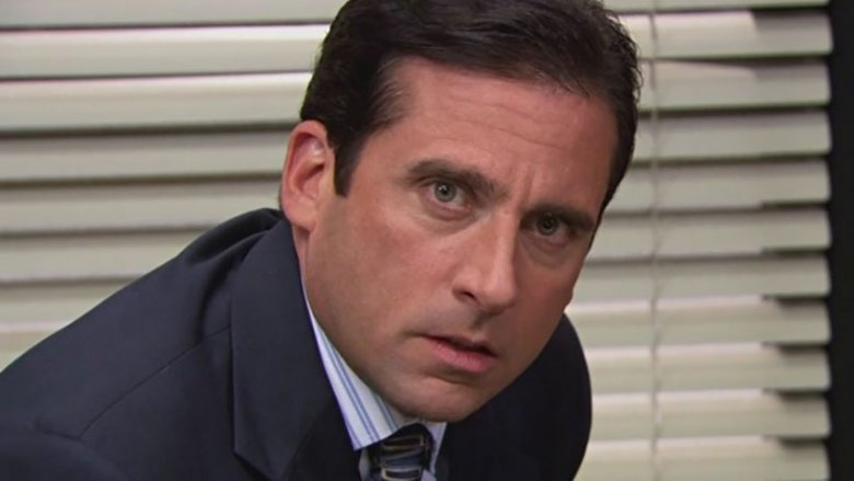 Steve Carell from The Office