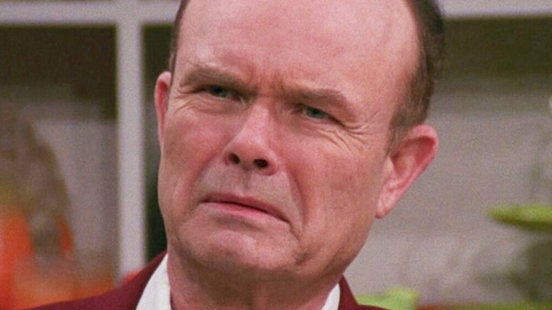 Red Forman grimacing That '70s Show