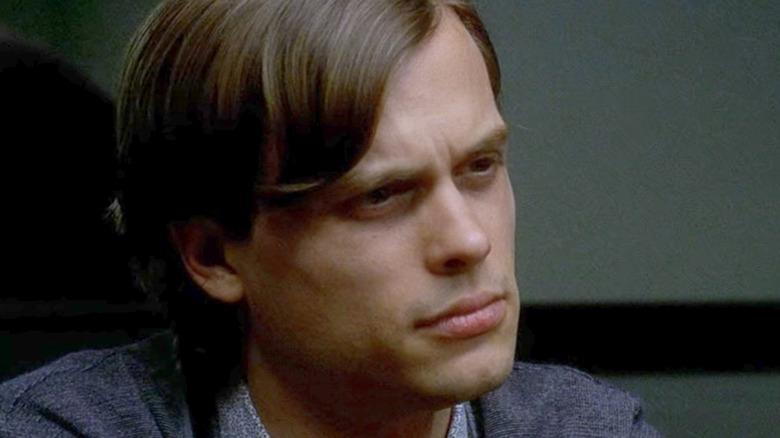 Spencer Reid confused face Criminal Minds