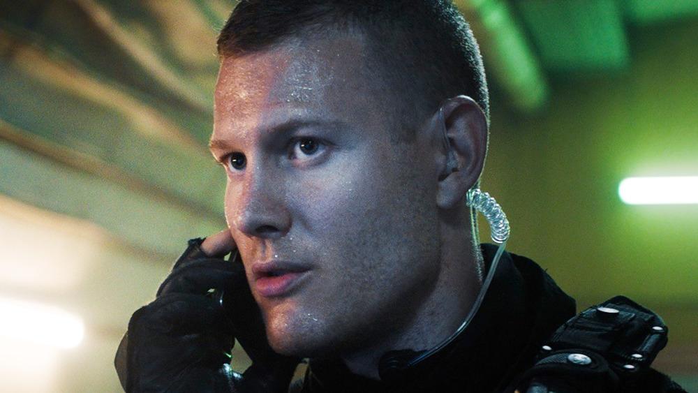 Tom Hopper in SAS: Red Notice