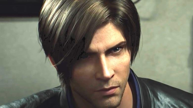Leon S Kennedy in Resident Evil: Infinite Darkness