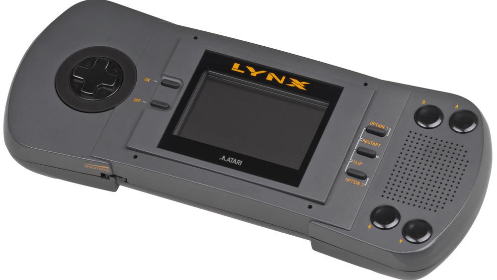 atari lynx console