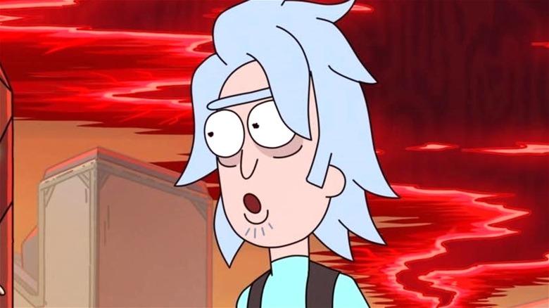 Rick Other Universe Querelous