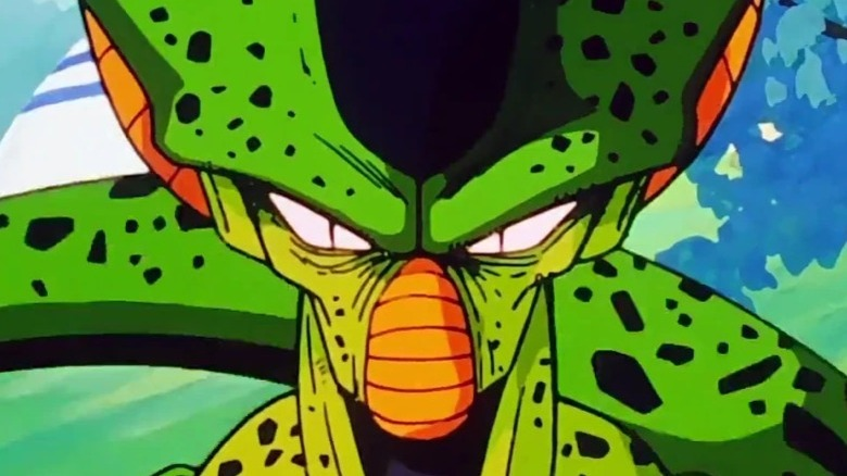 Imperfect Cell staring