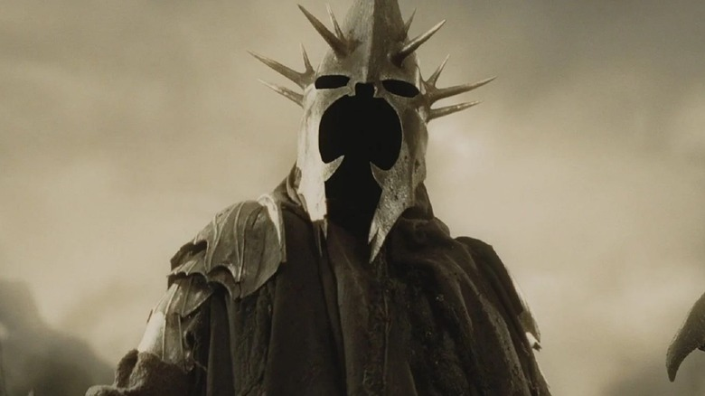 Ringwraiths, Lord of the Rings