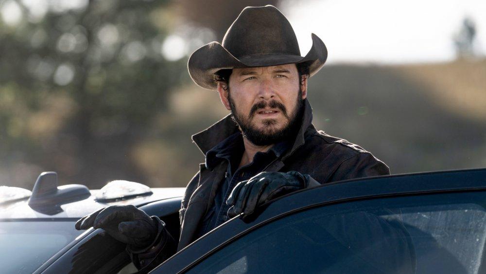 Cole Hauser stars as Rip Wheeler on Yellowstone