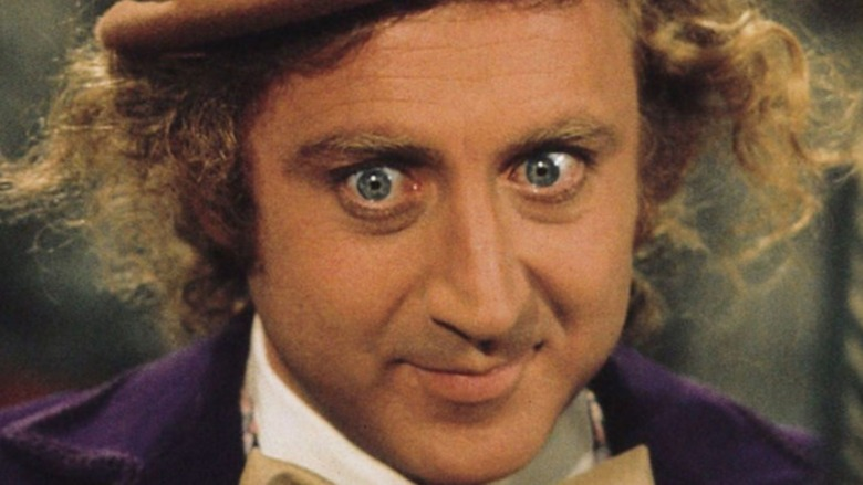Willy Wonka from Willy Wonka & the Chocolate Factory