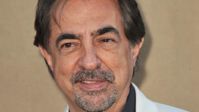 Joe Mantegna smiling