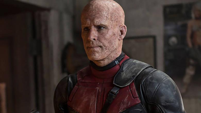 Ryan Reynolds as Wade Wilson/Deadpool in Deadpool 2