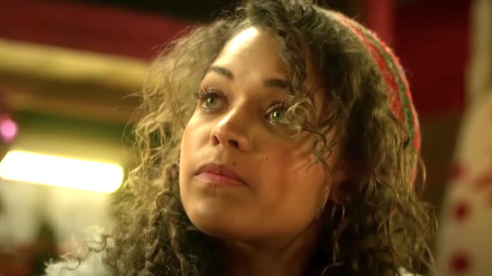 Antonia Thomas as Evie