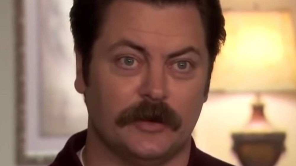 Parks and Recreation Ron Swanson