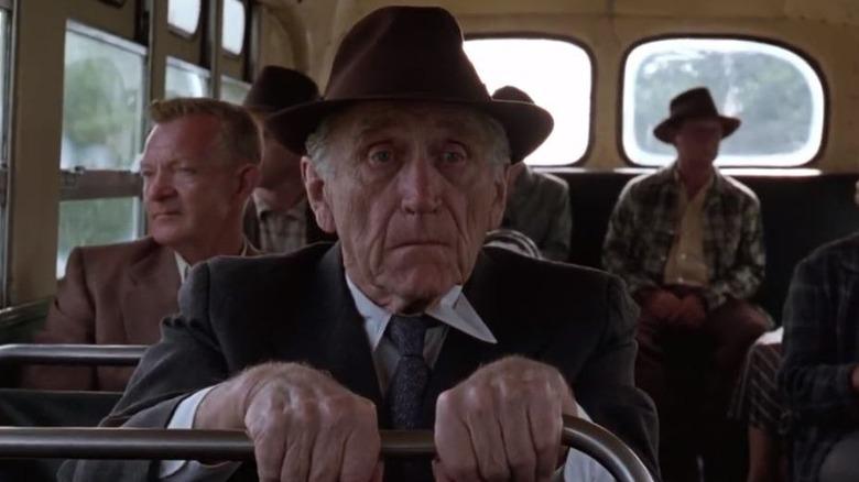 James Whitmore in The Shawshank Redemption