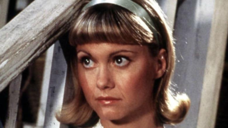 Olivia Newton John in Grease as Sandy Olsson
