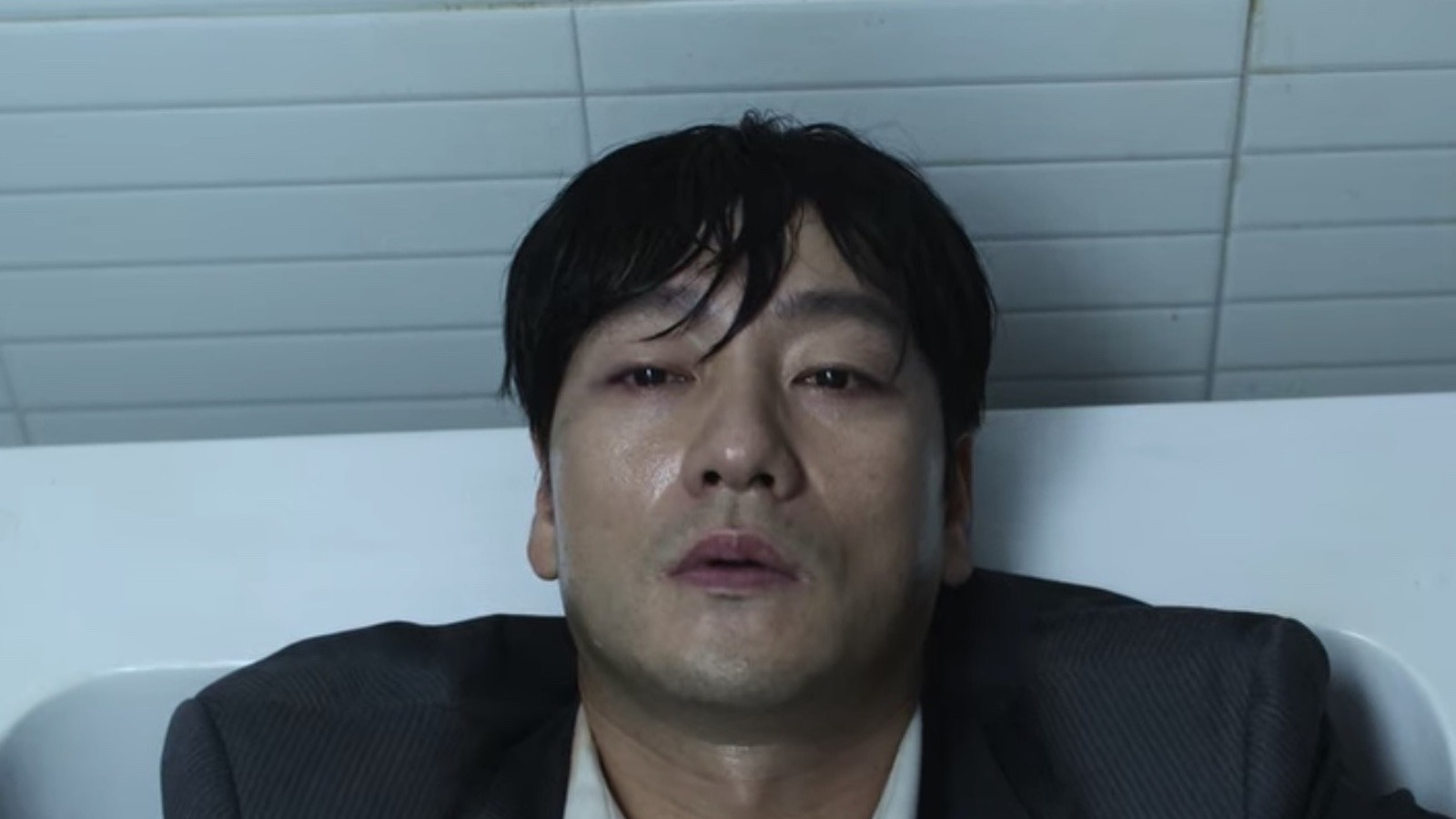 The Sang Woo Detail That S Darker Than You Think In Squid Game Episode 2
