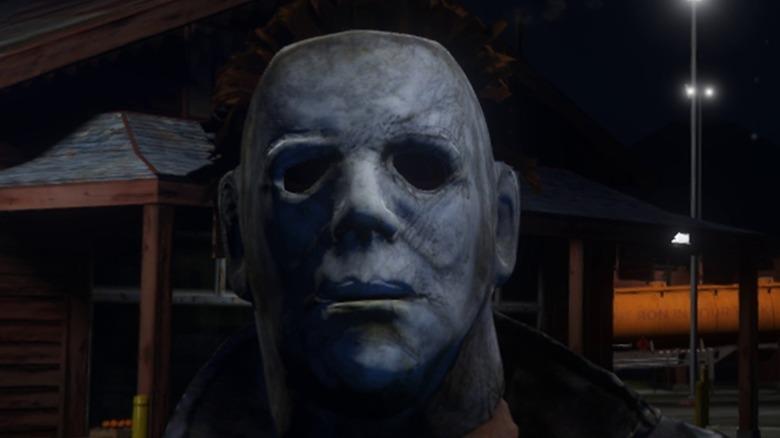 GTA 5 Michael Myers