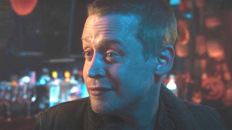 "Macaulay Culkin at bar in ""AHS: Double Feature"""