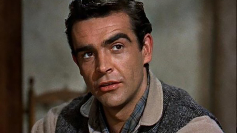 Sean Connery as Michael McBride as Darby O'Gill and the Little People