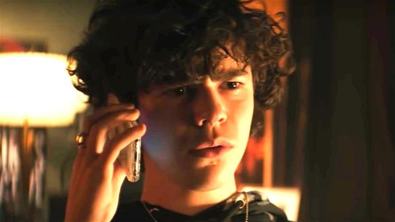 Jake Wheeler on the phone
