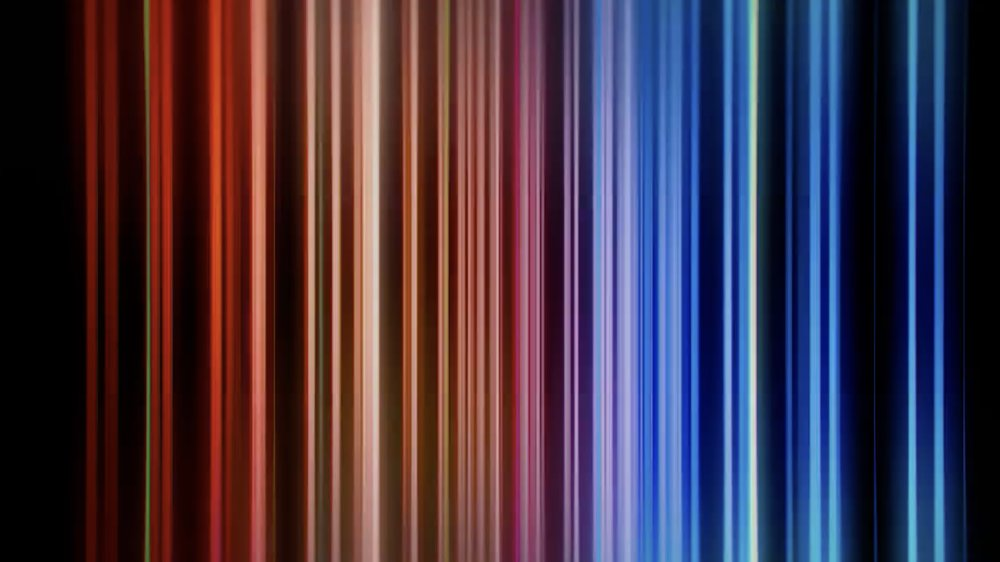 The rainbow Netflix logo