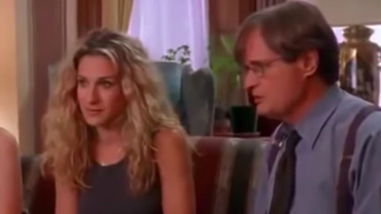 The Sex And The City Character You Forgot NCIS's David McCallum Played