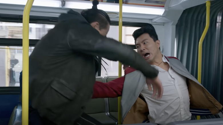 The Shang-Chi Fight Homage That Has Jackie Chan Fans Excited