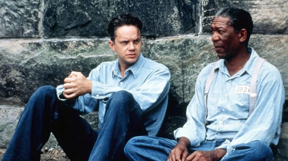 The Shawshank Redemption lead actors