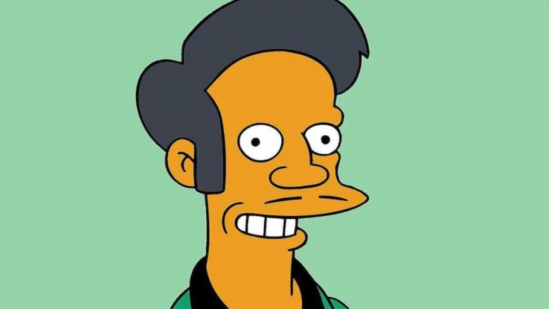 Apu Nahasapeemapetilon from The Simpsons